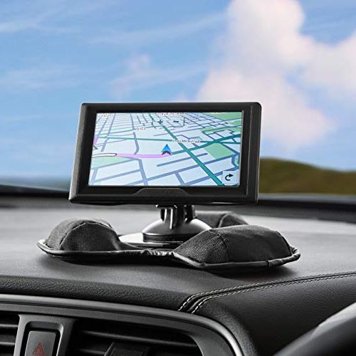 AmazonBasics GPS Dashboard for Tomtom, and Other Navigators