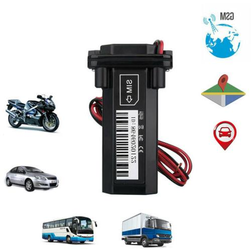 GPS Locator GPS Motorcycle Tracker Real Tracking
