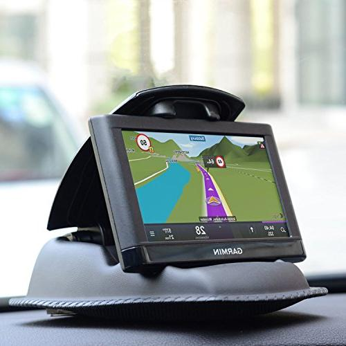 GPS Dashboard Mount Friction GPS Garmin Nuvi Via GO Other Inch GPS Devices