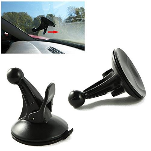 TraderPlus Mount Holder Garmin Nuvi Suction Windscreen