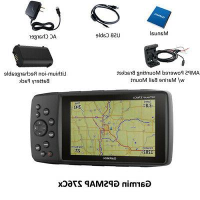 Garmin 276CX Terrain