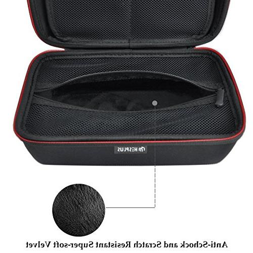 HESPLUS Hard Shockproof Storage Travel Case Compatible nuviCam 65LM 2757LM 2689LMT Via Mio GPS Navigator and Accessories