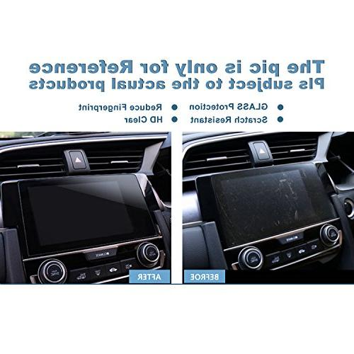 2016-2017 7-Inch CONNECT Navigation Screen Clear TEMPERED Display In-Dash Screen