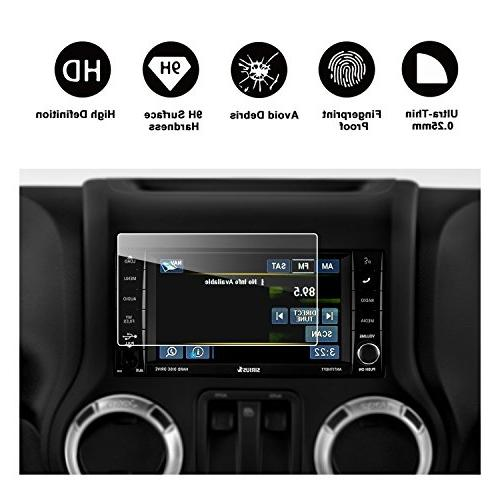 jeep wrangler uconnect car navigation