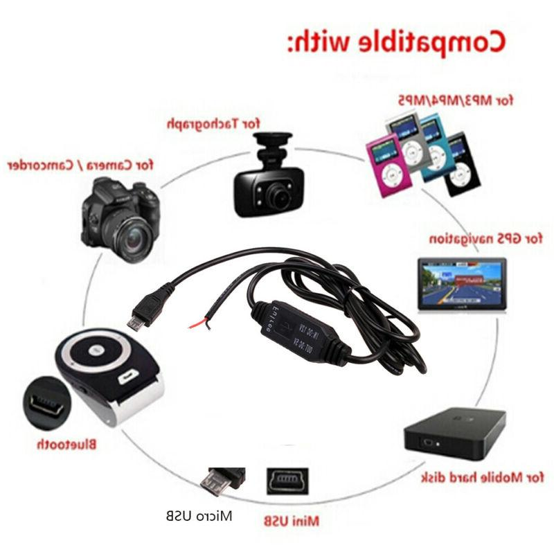 Kit GPS Accessories DVR Recorder charger