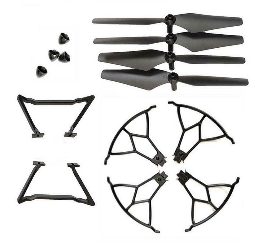 ky601g gps dronespare parts accessories propeller frame