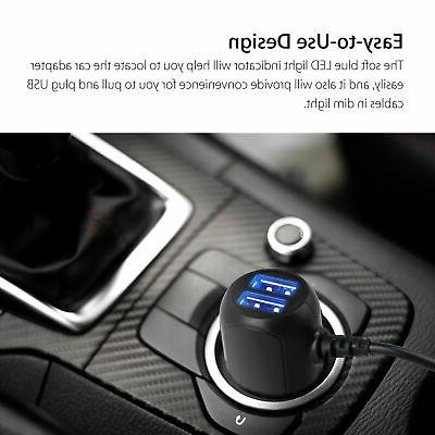 Vehicle USB Charger for Nuvi 57LM 2539LMT
