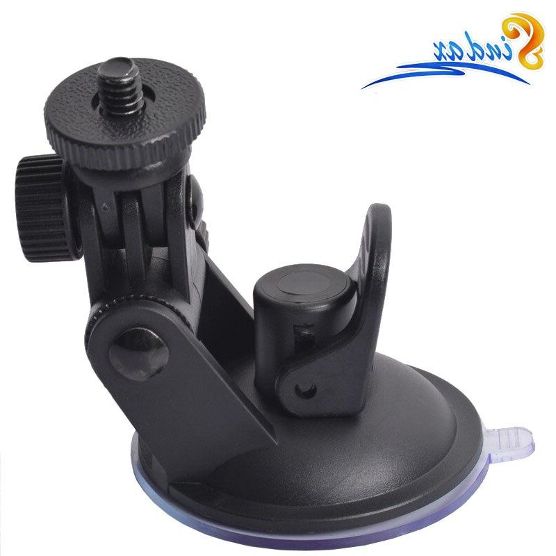 Mini Car Recorder Screw Connector Rack <font><b>GPS</b></font> Stand ABS