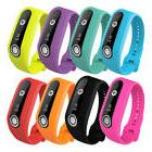 New Replacement Silicone Wristband Band Strap Bracelet For T