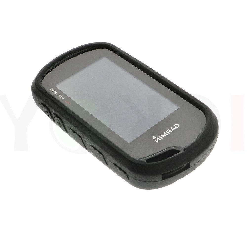 Outdoor <font><b>GPS</b></font> Protect Silicon Rubber <font><b>Case</b></font> Skin for Garmin Oregon 600 650 700 700T 750 750T <font><b>Accessories</b></font>