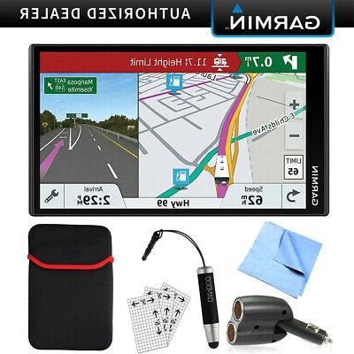 Garmin LMT-S Dedicated Navigator Accessory Bundle