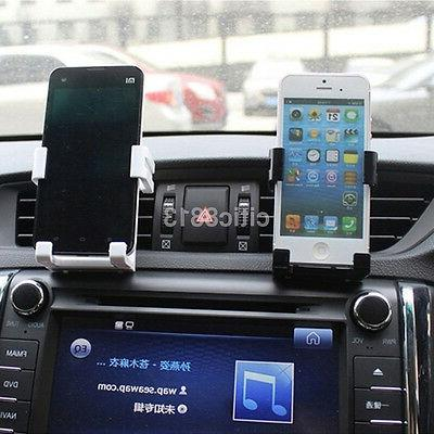 stylish car air vent mount holder gps