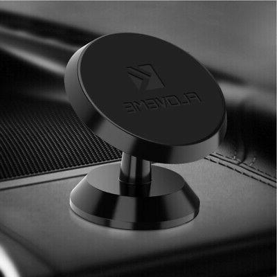 FLOVEME Universal Rotatable Magnetic Phone Holder Stand