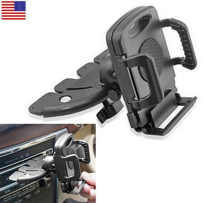 Universal In Car CD Slot Mount Accessory Cell Phone GPS Sat Nav