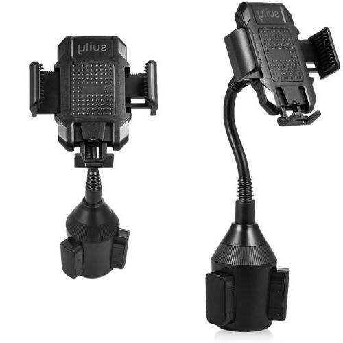 Universal Cup Mount Accessories Mobile GPS