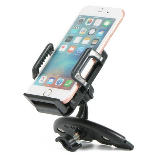 Universal CD Slot Mount for phone iPod