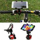Universal Motorcycle MTB Bicycle Handlebar  Mount Holder for