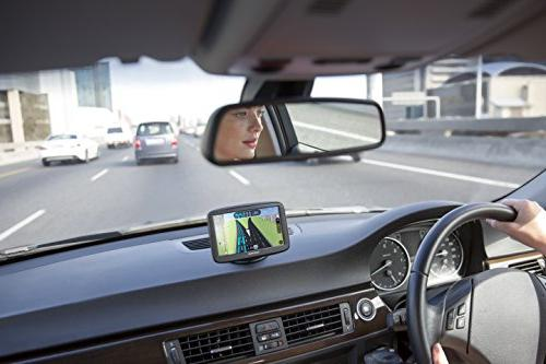 TomTom 1625M Portable Touchscreen Navigation Device - Map Updates