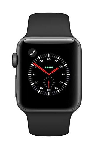 watch series 3 gps cellular 38mm space