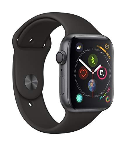 Apple Watch Gray Black