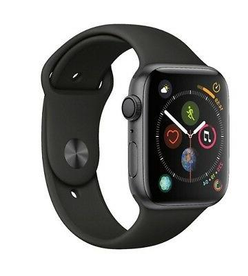 watch series 4 gps cellular 44mm space