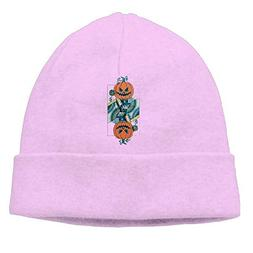 momens classic friday holiday jogging pink beanies