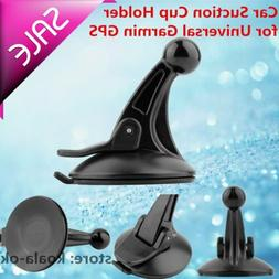 new black suction cup mount gps holder