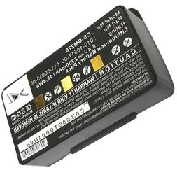 Battery for GPS Garmin GPSMAP 276 276c 296 376 376C 378 495