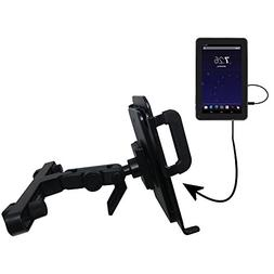 Unique Highly Adjustable Car/Auto Headrest Mount for the RCA