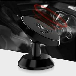 universal 360 degree rotatable magnetic car phone