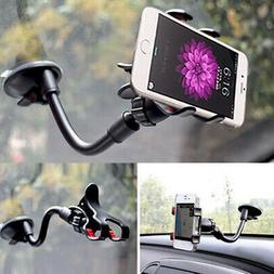 US Car Auto Accessories 360° Rotating Mobile Phone Windshie