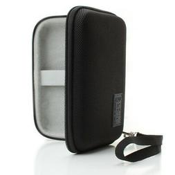 USA Gear Garmin 51 LM GPS Case - 5 inch GPS & Accessory Stor