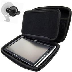 ChargerCity XT-Large Hard Shell Carry Case for Garmin Nuvi D