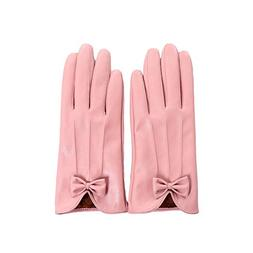 XUERUI Mittens Gloves Womens Full Finger Warm Winter Leather